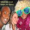 SALSACLASS.co.uk - Join in the party atmosphere. Warm and friendly fun for all