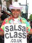 Salsaclass.co.uk - Welcome Amigos to SalsaClass.co.uk with Milo